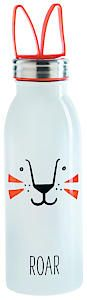 Zoo Insulated Bottle 0.45L Lion