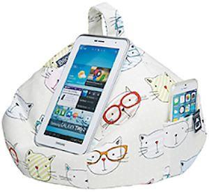 Ipad/Tablet Bean Bag Ib-Cats