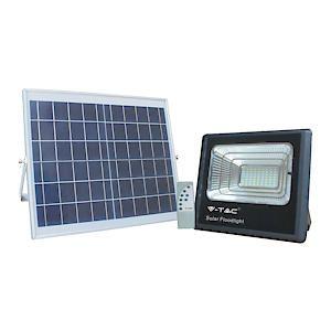 Vt-40W Led Solar Floodlight Colorcode:4000K