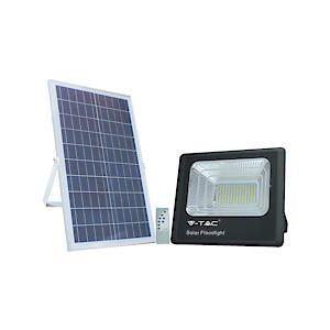 Vt-100W Led Solar Floodlight Colorcode:4000K