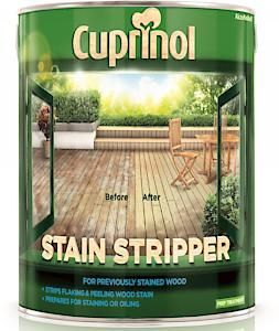 Cuprinol Stain Stripper 2.5L