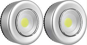 Twin Pack Push Lights