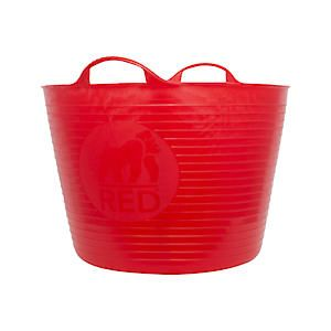 Gorilla Tub Large 38L Red