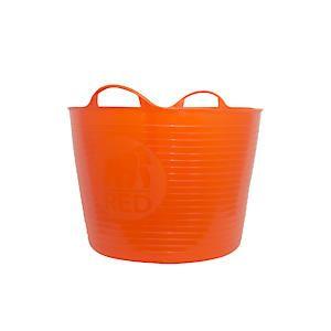 Gorilla Tub Large 38L Orange