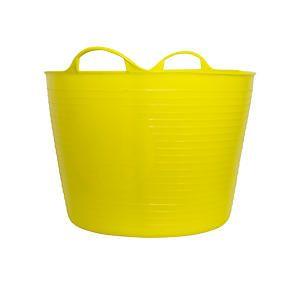 Gorilla Tub Large 38L Yellow