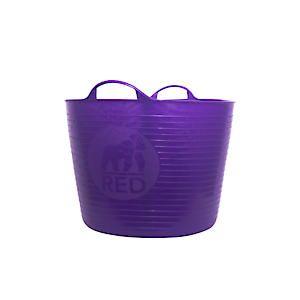 Gorilla Tub Large 38L Purple
