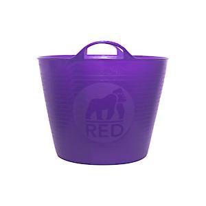 Gorilla Tub Medium 26L Purple