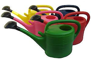 10 Litre Watering Can Red