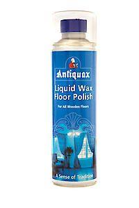 Antiquax Original Liquid Wax Floor Polish 500Ml