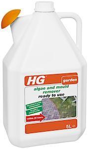 Moss Algae & Mould Remover 5L