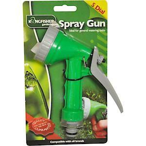 5 Dial Spray Gun