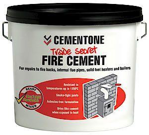 Cementone Fire Cement 2Kg