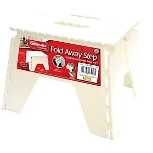 Fold Away Compact Step Stool
