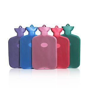 Hot Water Bottle 1 Rib 2Lt 408