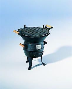 Cast Iron Barrel Bbq 36Cm 0630