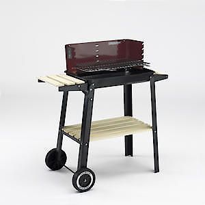 0566 Wagon Barbecue