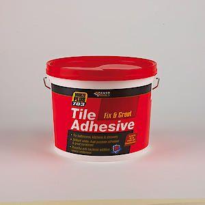 703 Fix & Grout Tile Adhesive 1.5Ltr
