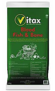 Vitax Blood Fish & Bone 20Kg