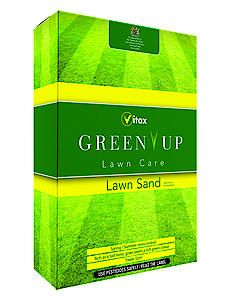 Green Up Lawn Care Lawn Sand 250 Sq.M.