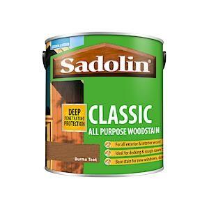 Sadolin Classic             Burma Teak 2.5L
