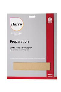 Harris Ser Good Sandpaper Extra Fine