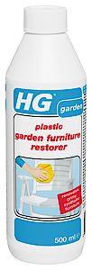 126 - HG Plastic Garden Furniture Restorer 500Ml