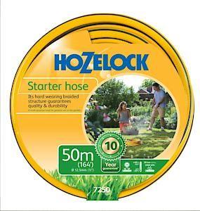 Hozelock 50M Maxi Plus Hose 7250