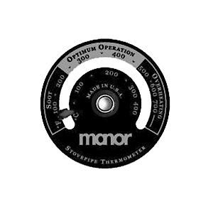 Manor Stovepipe Thermometer 3281