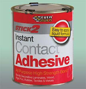 Stick 2 Contact Spray Adhesive