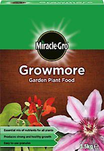 Miracle-Gro Growmore 10Kg