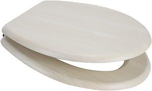 Mdf Toilet Seat White Ash