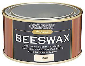 Colron Refined Beeswax Jacobean Dark Oak 400G