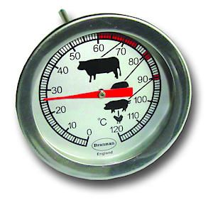 Dial Meat Roasting Thermometer