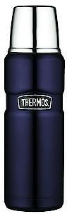 Stainless King Midnight Blue 0.47L Flask