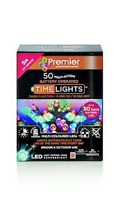 50 B-O Multi-Colour Led Lights
