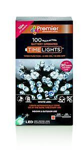 100 B-O White Led Lights