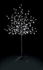 Lv150chw 1.5M White Led Cherry Tree