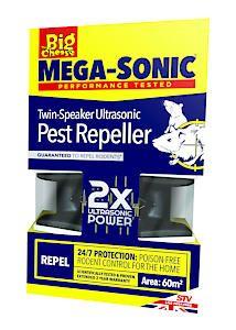 Tbc Ultra Power Pest Repeller Stv725