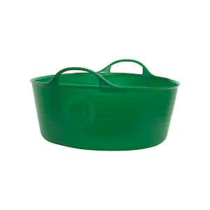 Flks Shallow Tubtrug Green Sp15g