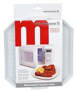 Microwave It Bacon Crisper Pp348