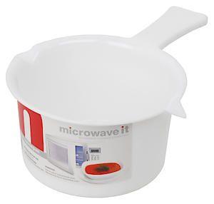 Microwave It White .5Lt Pan Pp349