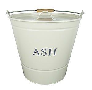 Ash Bucket - Cream