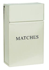 Manor Match Holder Cream 1963