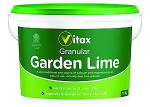 Granular Garden Lime (Tub) 10Kg