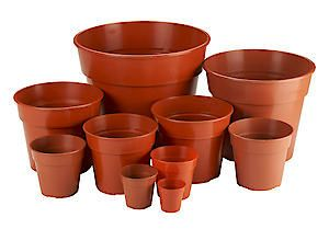 10Cm Grow Pot Pack Of 5
