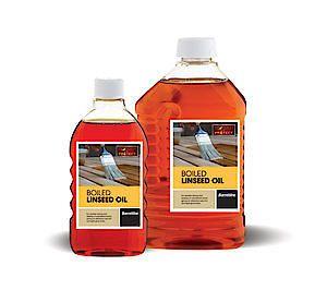 Barrettine Boiled Linseed Oil 500Ml
