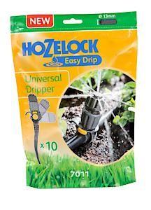 Hozelock Universal Dripper 10Pk 7011