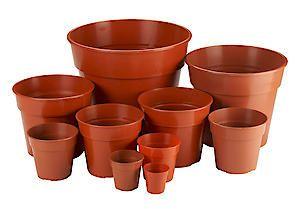 12.7Cm Grow Pot Pack Of 5