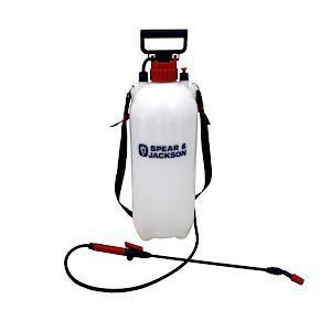 S&J P/Action Pressure Sprayer 8L