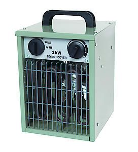 Greenhouse Heater 2Kw Electric 77017